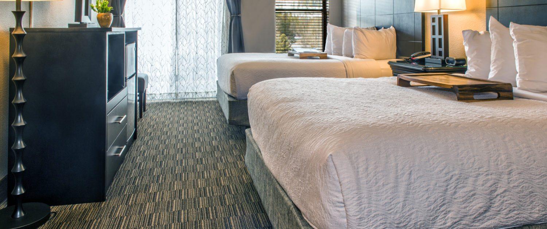 Breck Inn Hotel Room