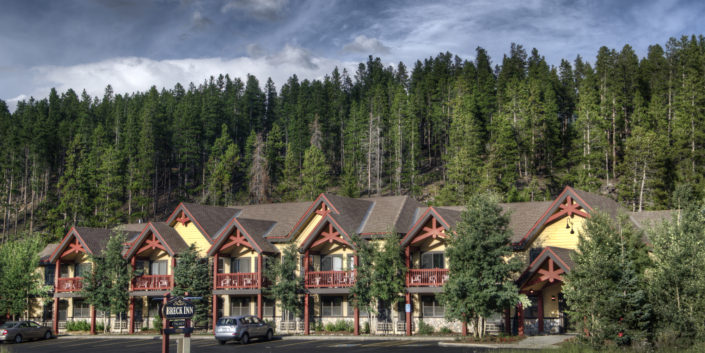 Breck Inn Summer Exterior
