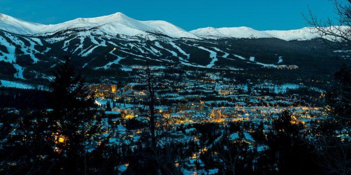 Breckenridge in the Winter